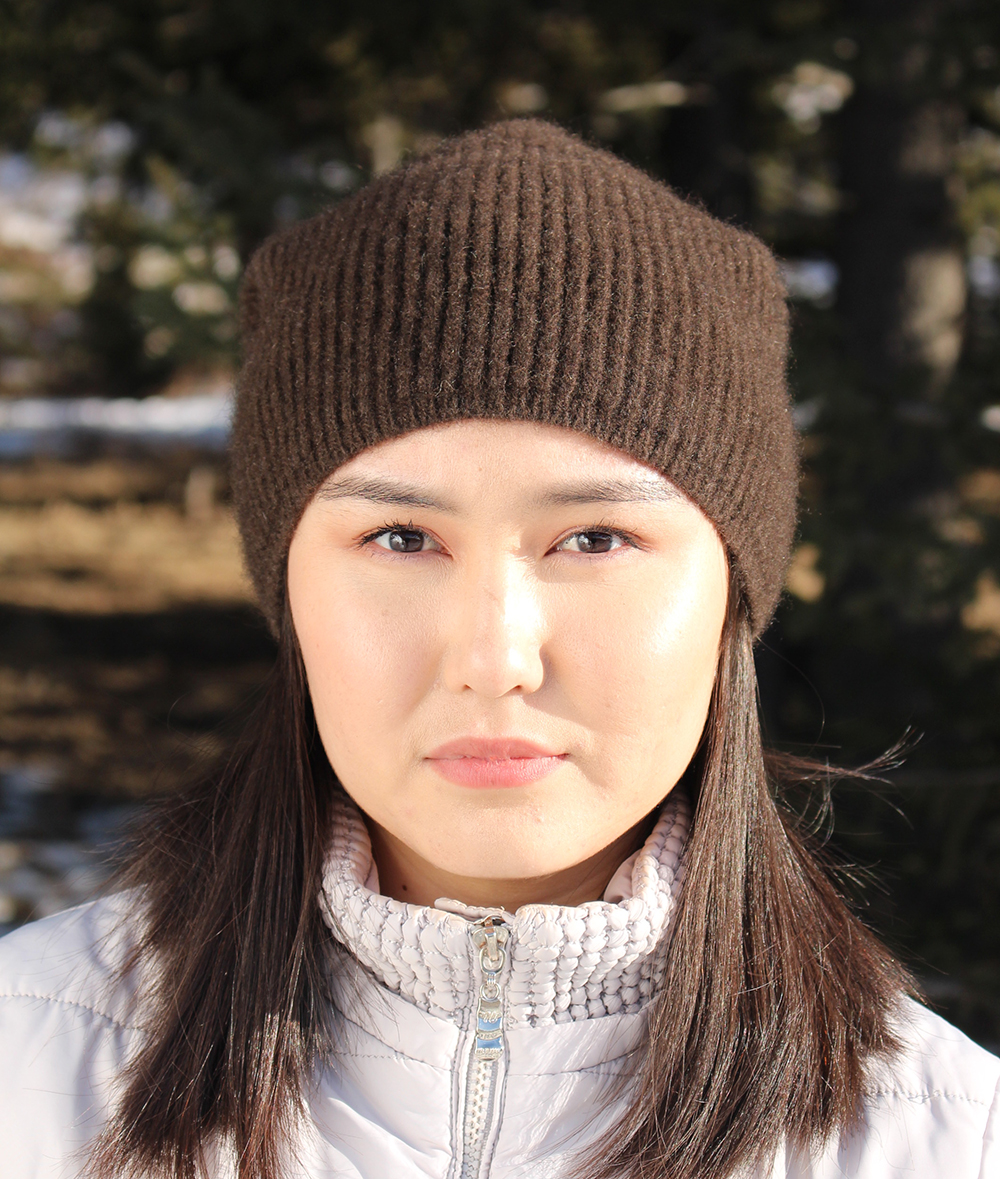 women's beanie, stylish hat for extreme cold