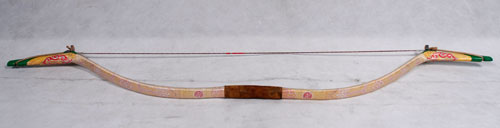 mongolian bow and arrow