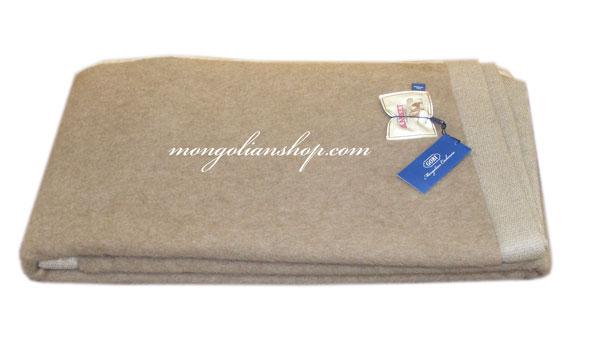 amazing warm, soft cashmere blanket full size Mongolia