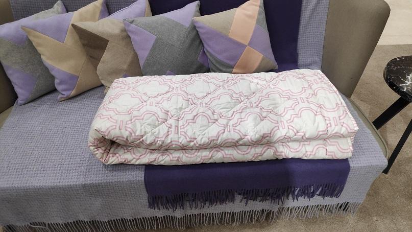 cashmere blanket comforter duvet 200x150cm, warm, cozy, Mongolia