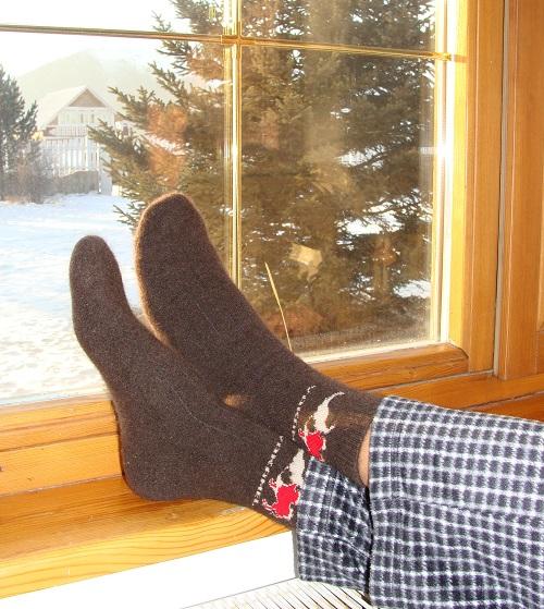 warmest socks for winter, cold weather. winter socks yak wool, calcetines de invierno