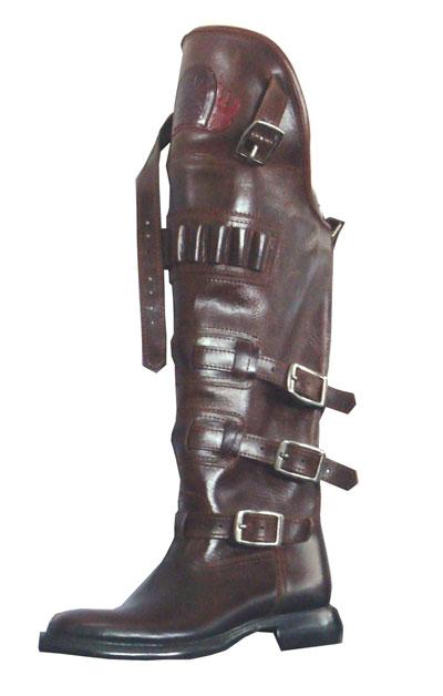 high boots, hunter boots, mongolian boots