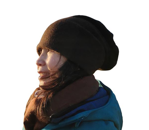warm yak wool hat, beanie