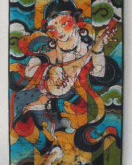 """Goddess of Art """"Yanjinlkham"""""""