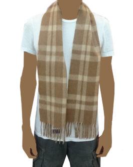 Camel wool scarf 100% pure camel  EVSEG unisex