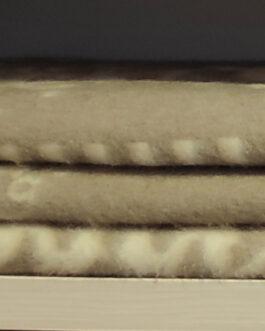 Cashmere blanket 200×220 Gobi, pattern