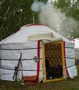 ger/ yurt / furniture