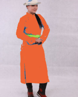 deel for women Orange