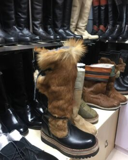 "Winter boots ""Dog"""