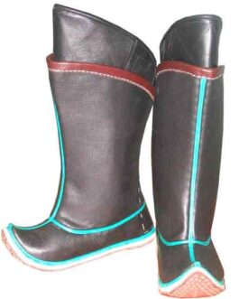 Mongolian boots (no ornament)