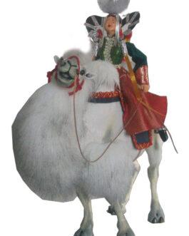 Mongolian queen