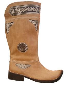 Mongolian boots Heetei