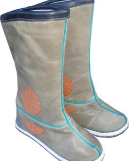 mongolian buryat ethnic  boots