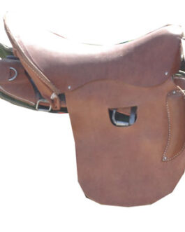 euro style saddle