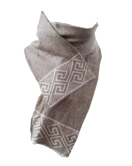 scarf (sheep wool)