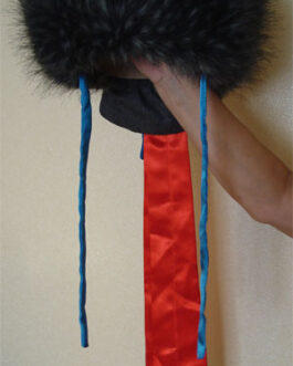 Mongolian shepherd hat (Round top)