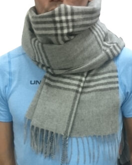 Yak wool scarf /wrap shawl pure yak wool grey